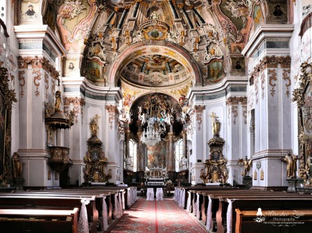 Foto: Piaristický kostol Najsvätejšej Trojice v Prievidzi 14