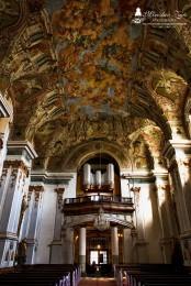 Foto: Piaristický kostol Najsvätejšej Trojice v Prievidzi 21