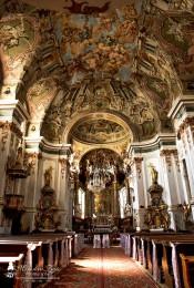 Foto: Piaristický kostol Najsvätejšej Trojice v Prievidzi 22