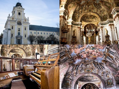 Foto: Piaristický kostol Najsvätejšej Trojice v Prievidzi
