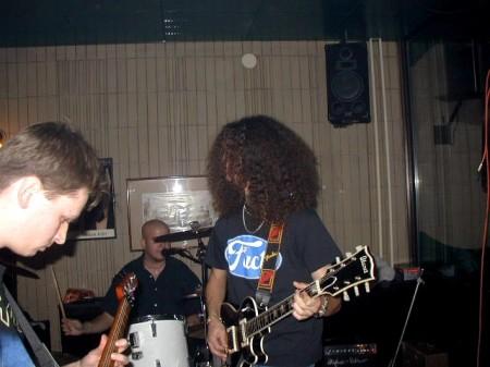 Prievidzská hudobná scéna v rokoch 1990-2010 - Jack Daniels 4