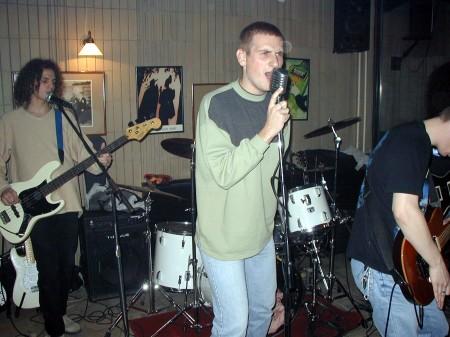 Prievidzská hudobná scéna v rokoch 1990-2010 - Jack Daniels 6