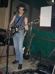 Prievidzská hudobná scéna v rokoch 1990-2010 - Jack Daniels 12