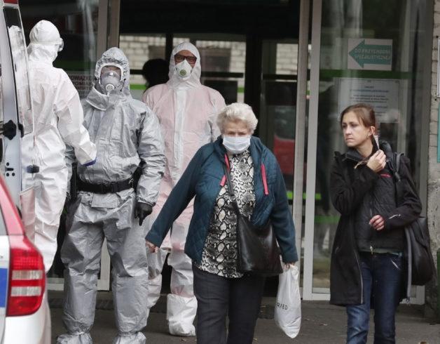 Koronavírus: V okrese Prievidza pribudlo za včera až 57 prípadov. Na Slovensku 1184 nakazených