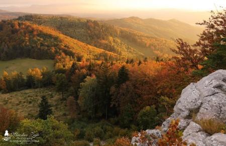 Foto: Vyšehrad na jeseň - tip na výlet - túra 0