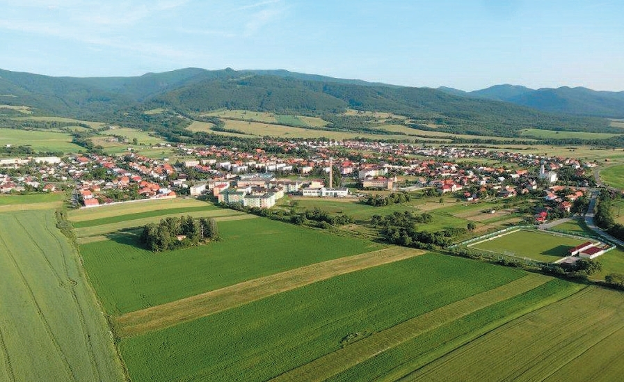 Lehota pod Vtáčnikom: Obec vyhlásila tretí stupeň povodňovej aktivity + video