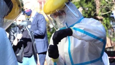 Koronavírus: V okrese Prievidza pribudlo 71 prípadov. Na Slovensku rekord 2202 nových prípadov.