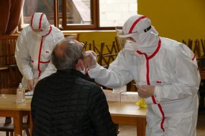 Koronavírus: V okrese Prievidza pribudlo 76 nových prípadov. Na Slovensku rekord 2581 nakazených