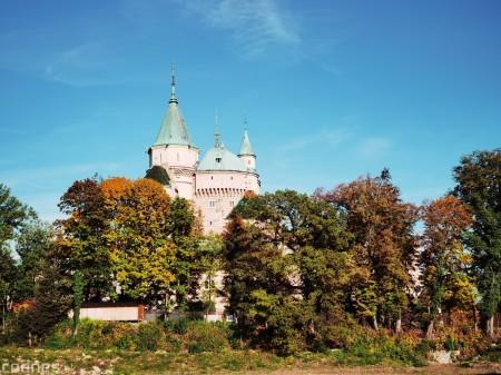 Foto: Jesenné Bojnice a Bojnický zámok 0
