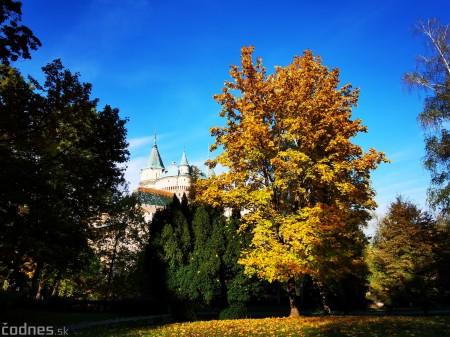 Foto: Jesenné Bojnice a Bojnický zámok 2