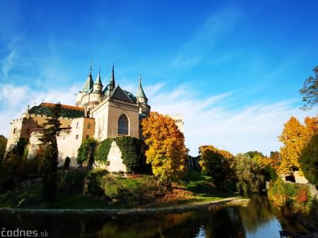 Foto: Jesenné Bojnice a Bojnický zámok 3