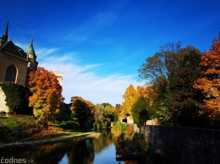 Foto: Jesenné Bojnice a Bojnický zámok 4