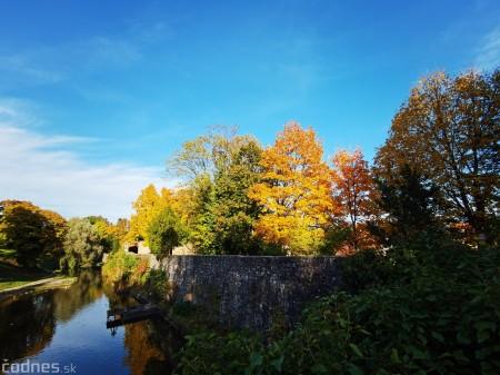 Foto: Jesenné Bojnice a Bojnický zámok 5
