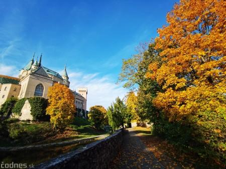 Foto: Jesenné Bojnice a Bojnický zámok 6