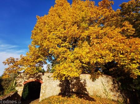 Foto: Jesenné Bojnice a Bojnický zámok 7