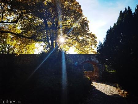Foto: Jesenné Bojnice a Bojnický zámok 9