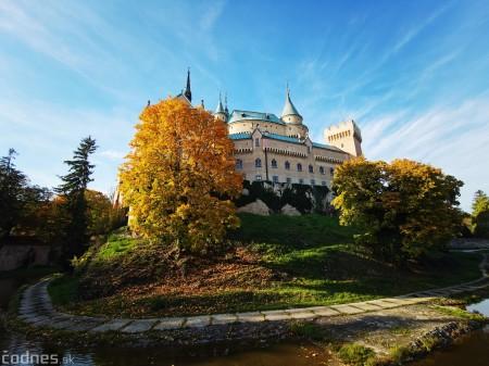 Foto: Jesenné Bojnice a Bojnický zámok 10