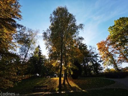 Foto: Jesenné Bojnice a Bojnický zámok 11