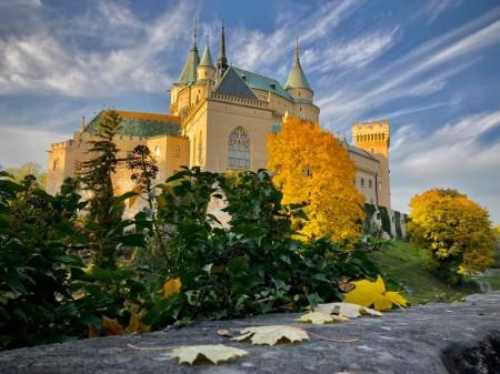 Foto: Jesenné Bojnice a Bojnický zámok 13