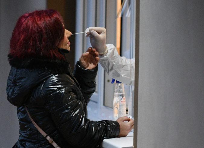 Koronavírus: V okrese Prievidza pribudlo 93 prípadov. Na Slovensku potvrdili v 2 573 nových prípadoch