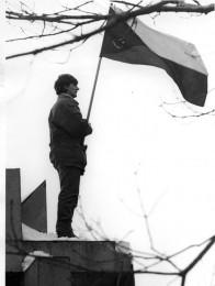 Foto: Ako vyzeral 17. november 1989 v Prievidzi? 2