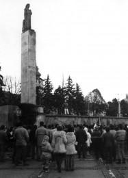 Foto: Ako vyzeral 17. november 1989 v Prievidzi? 7