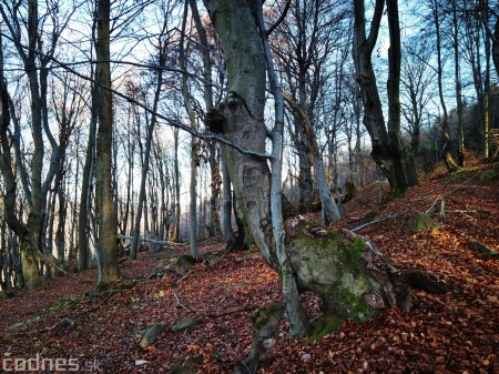 Foto a video: Jesenná Jančekova skala 7