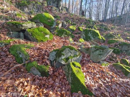 Foto a video: Jesenná Jančekova skala 8
