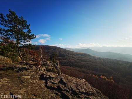 Foto a video: Jesenná Jančekova skala 20