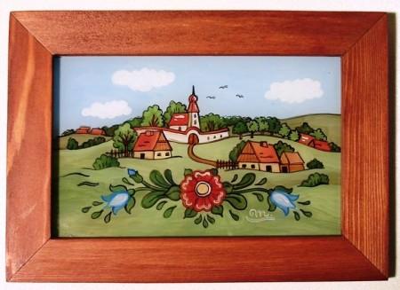 Maľba na sklo - ZRUŠENÉ! 2