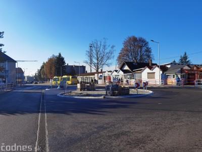 Video: Autobusová stanica v Prievidzi v časti MHD je pred dokončením