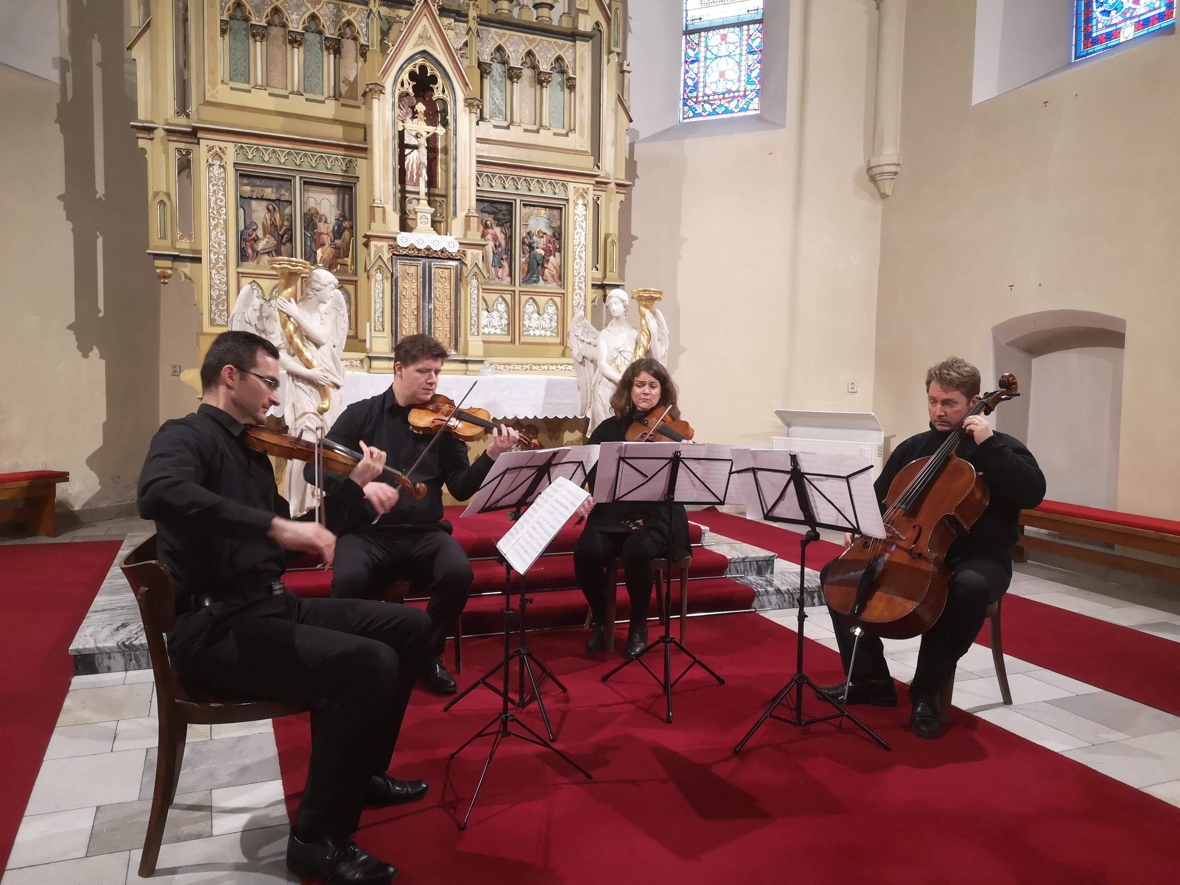 Klasické a džezové online koncerty počas vianočných sviatkov sprístupnené