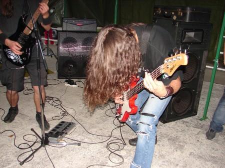 Prievidzská hudobná scéna v rokoch 1990-2010 - Performed 21