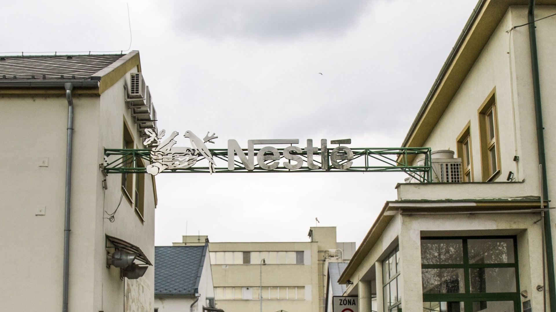 Koncern Nestlé investoval do rozšírenia výroby v závode v Prievidzi
