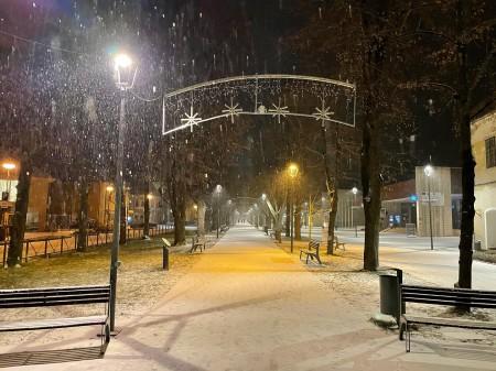 Foto: Bojnický zámok a Bojnice v zime 11