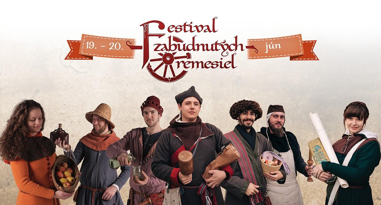 Festival zabudnutých remesiel 2021 live