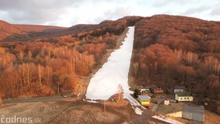 Foto: Cigeľ - lyžiarske stredisko - západ slnka - tip na výlet - túra 3