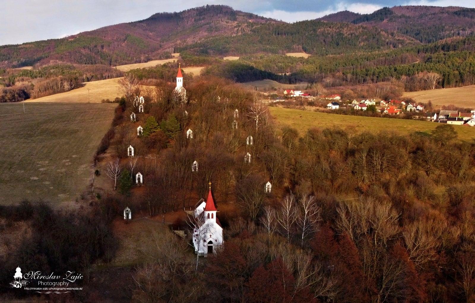 Foto: Kalvária Solka - Nitrianske Pravno - okres Prievidza - tip na výlet