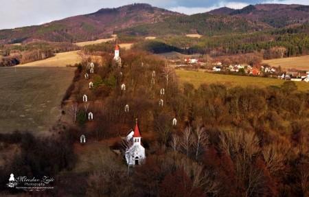 Foto: Kalvária Solka - Nitrianske Pravno - okres Prievidza - tip na výlet 8