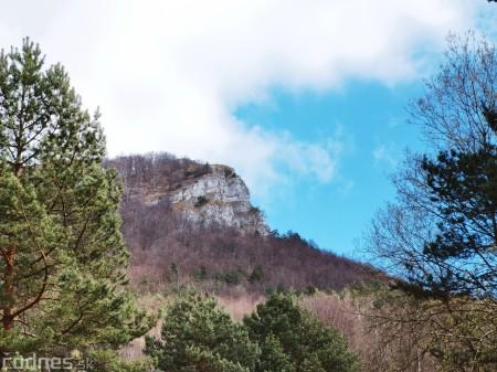 Foto a video: Temešská skala - okres Prievidza - tip na výlet - túra 1