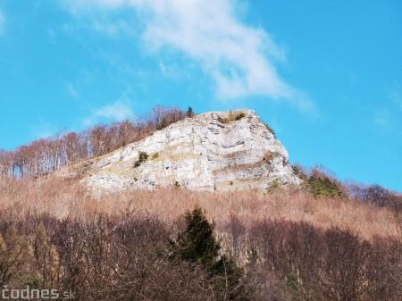 Foto a video: Temešská skala - okres Prievidza - tip na výlet - túra 7