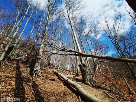 Foto a video: Temešská skala - okres Prievidza - tip na výlet - túra 16