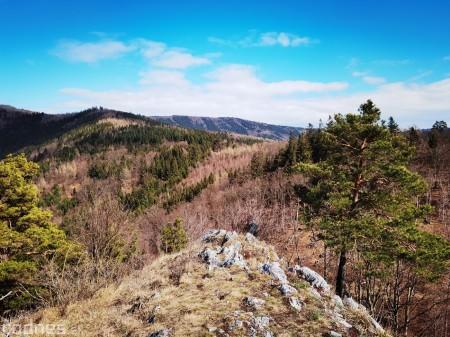 Foto a video: Temešská skala - okres Prievidza - tip na výlet - túra 17
