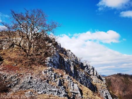 Foto a video: Temešská skala - okres Prievidza - tip na výlet - túra 18