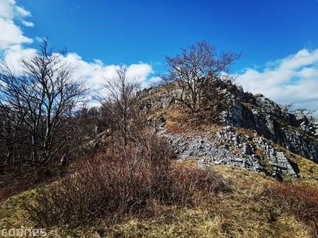 Foto a video: Temešská skala - okres Prievidza - tip na výlet - túra 19