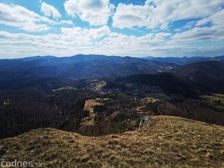 Foto a video: Temešská skala - okres Prievidza - tip na výlet - túra 25