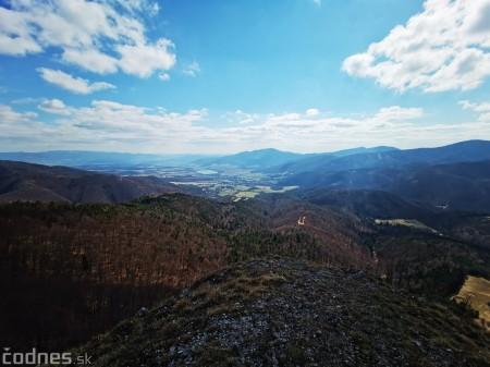 Foto a video: Temešská skala - okres Prievidza - tip na výlet - túra 32