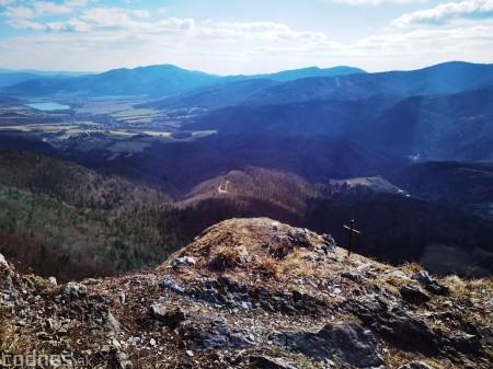 Foto a video: Temešská skala - okres Prievidza - tip na výlet - túra 36