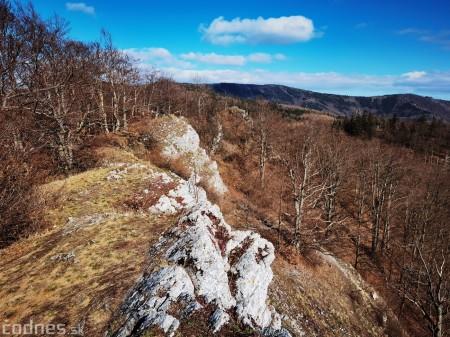 Foto a video: Temešská skala - okres Prievidza - tip na výlet - túra 37