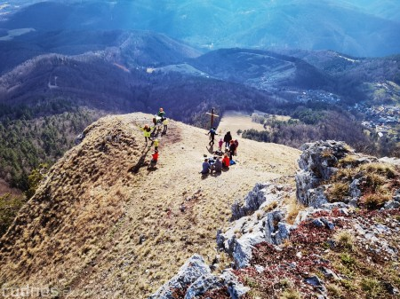 Foto a video: Temešská skala - okres Prievidza - tip na výlet - túra 39
